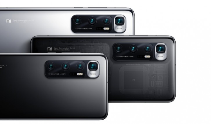 Xiaomi Mi 10 Ultra is here with 120W wired charging, 120x zoom periscope and Snapdragon 865